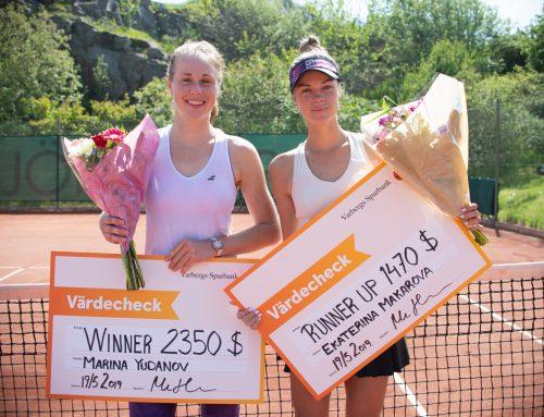 """Marina Yudanov efter segern: """"Det är ovärderligt"""""""