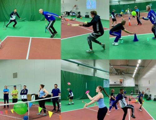 Testa Tennis för barn 3.0!