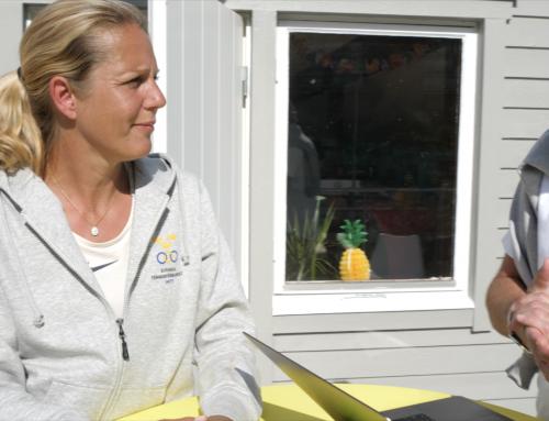 Poddspecial med Åsa Svensson från Sverigefinalen i Båstad