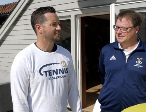 Svenska Tennispodden med Jonas Tydén och Peter Lindgren