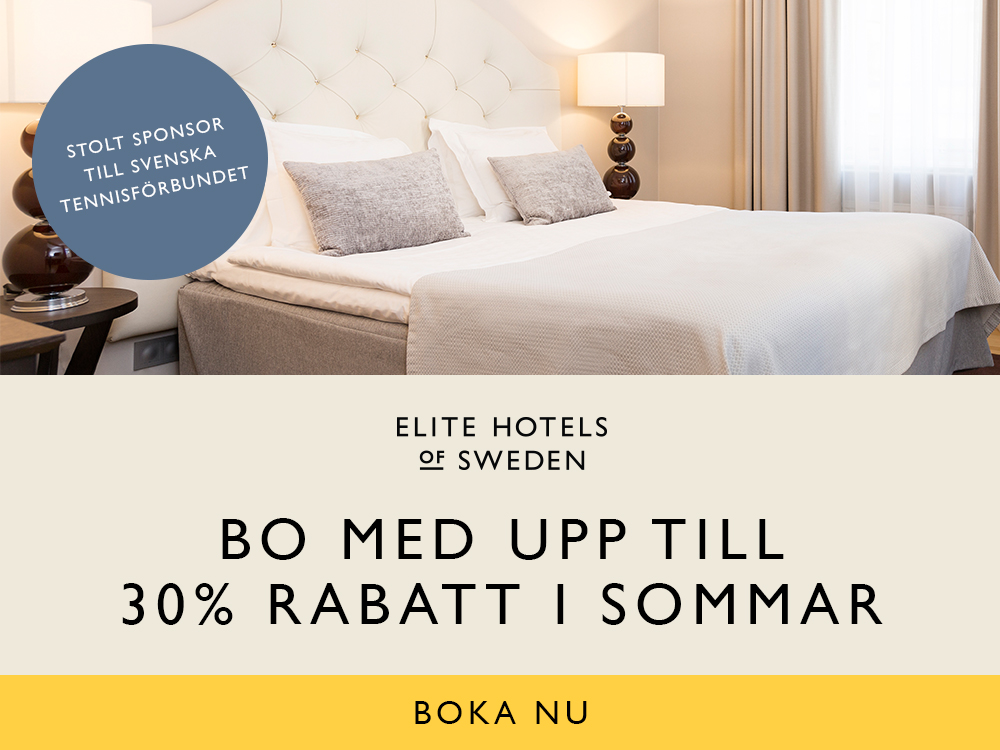 Elite Hotels annons