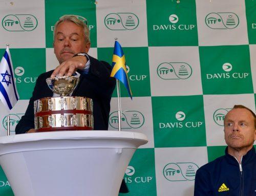 TV: Så går snacket inför Davis Cup-matchen