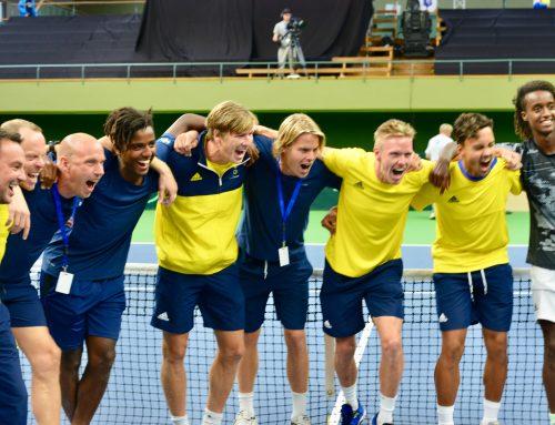 Davis Cup: Svensk seger – nu väntar ny kvalchans