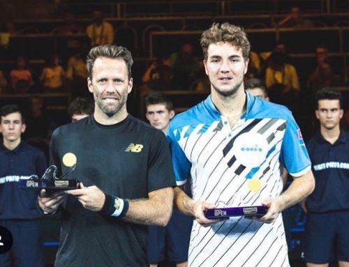 23:e ATP-titeln för Robert Lindstedt