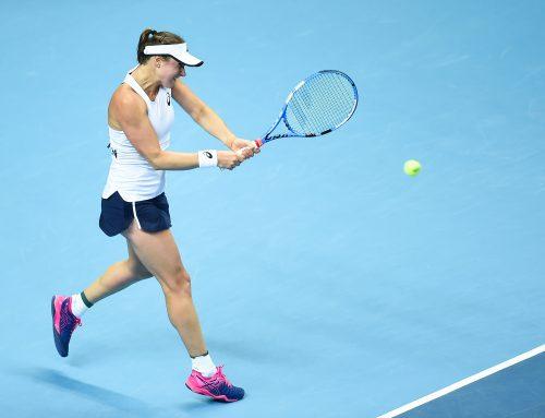 Rebecca Peterson klar för kvartsfinal i Kina