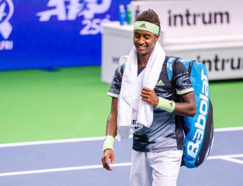 Premiärvinst för Mikael Ymer i Next Gen ATP-Finals