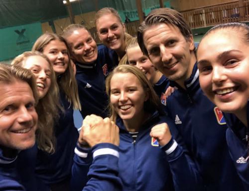 Elitserien damer: Bäddat för tidig seriefinal