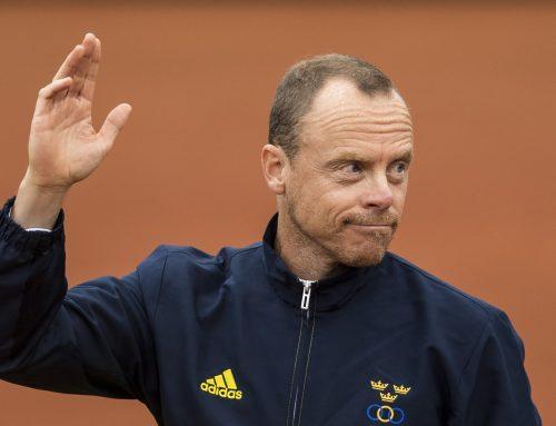 Johan Hedsberg slutar som DC-kapten