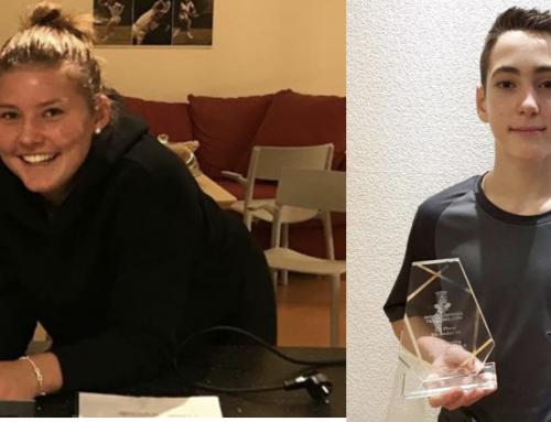 Käck och Saar vinnare i Göteborg