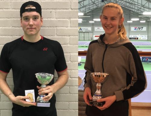 JSM 18/21 i Falun: Dubbla guld för Olivia och Linus
