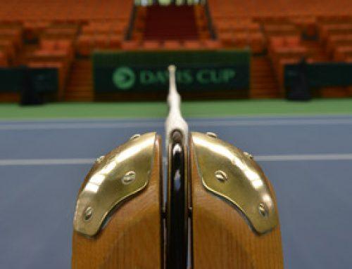 Davis Cup: Funktionärer sökes