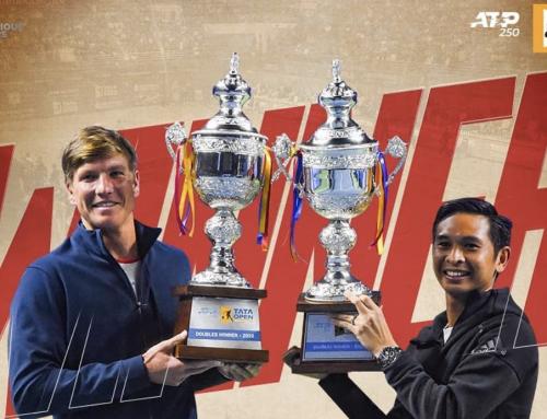 """André Göranssons första ATP-titel: """"Det börjar sjunka in"""""""