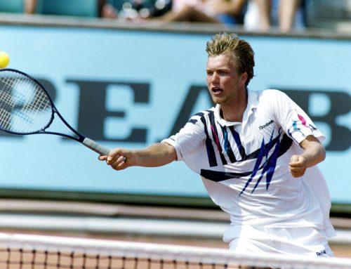 """Magnus Larsson 50 år i dag: """"Fortfarande väldigt kul med tennis"""""""