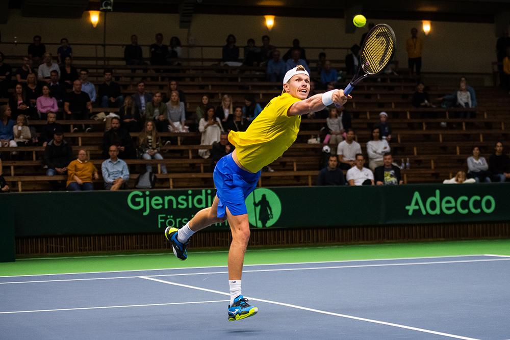 Klart: Sveriges DC match live på Tennis.se | Svenska