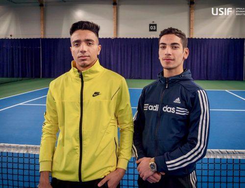 """Lyckat projekt i Norberg: """"Tennisen ska vara livets skola"""""""