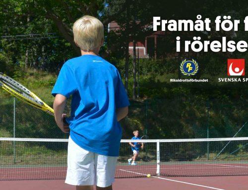 Klart för Kvarterstennis – en tennisfestival genom Norrland
