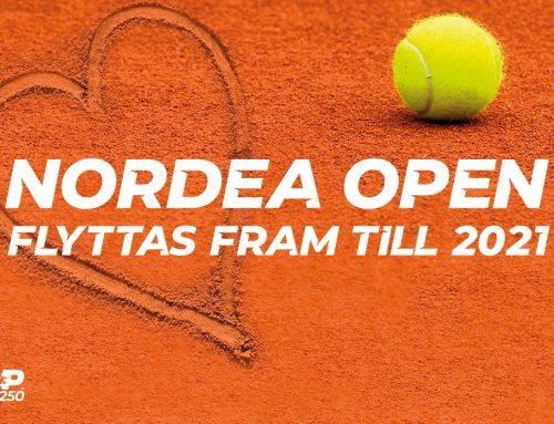 """Nordea Open i Båstad inställt: """"Beskedet väldigt väntat"""""""