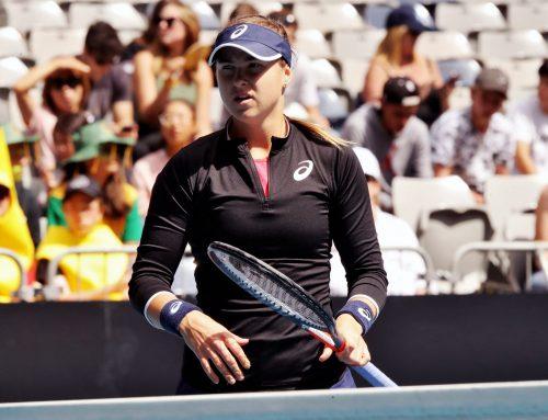 """Rebecca Peterson: """"Ska bli extremt kul att tävla på WTA-touren igen"""""""