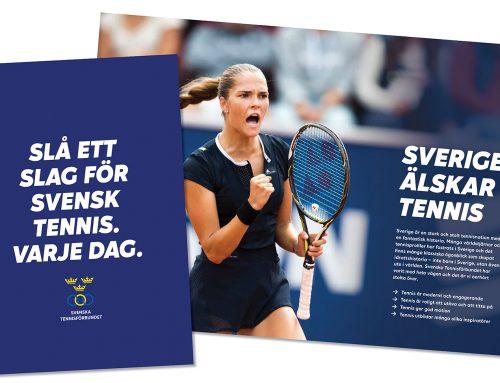 Starkare partnerskap för bättre tennis