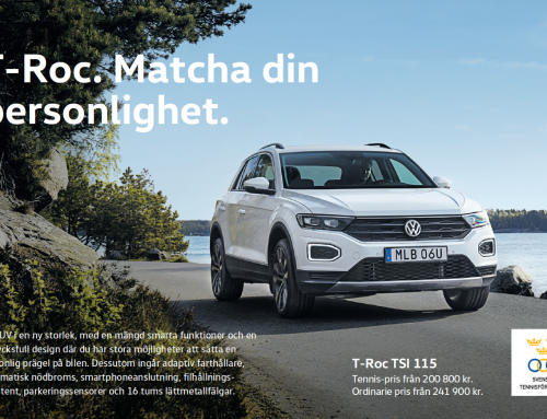 Sommarerbjudande från Volkswagen