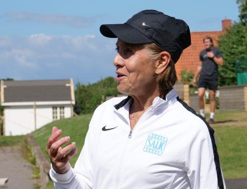 """I Svenska Tennispodden: """"Tennisen har hjälpt mig genom hela livet"""""""