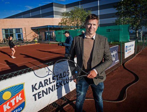 """SM i rullstolstennis startar: """"Skapar fin lyskraft regionalt för tennisen"""""""