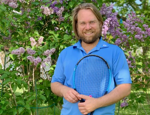 "Forskaren: ""Finns inget som slår tennis som idrott"""