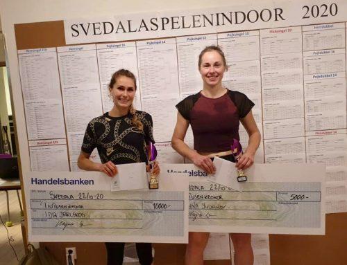 Vintertouren: Ida Jarlskog tog första titeln