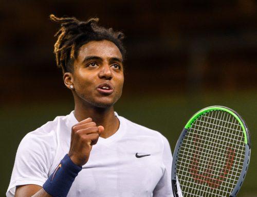 Ymers kvalframgång – klar för Australian Open