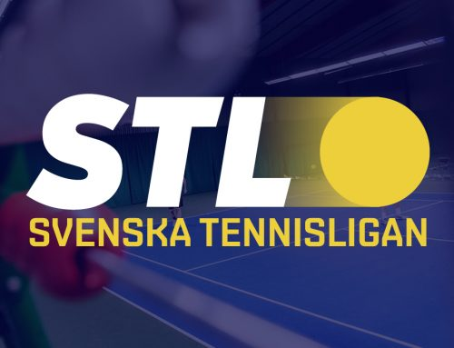Nu introduceras Svenska Tennisligan