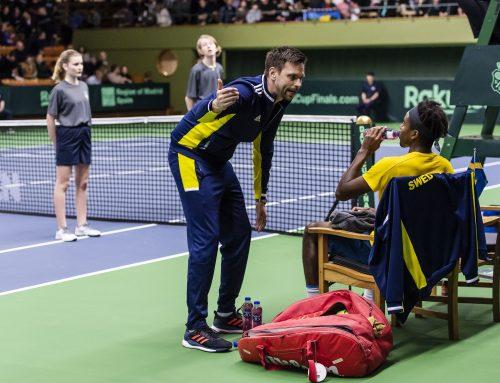 Davis Cup Finals: Söderling presenterar bruttotruppen