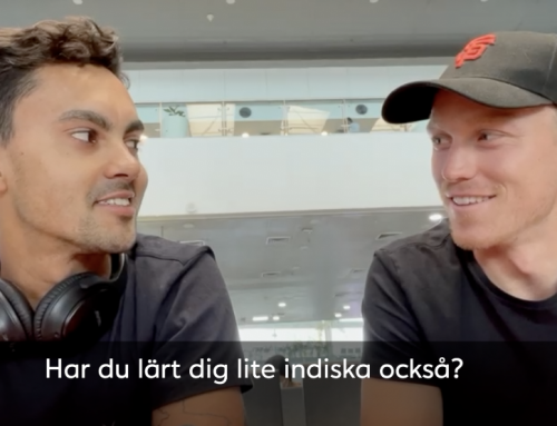 Ny tv-serie på tennis.se: Filip & Jonte goes India