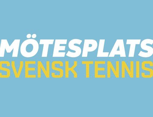 Mötesplatsen som ska ge inspiration och verktyg till Tennissverige