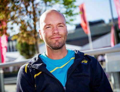 Toni Gustavsson ny förbundskapten för rullstolstennis