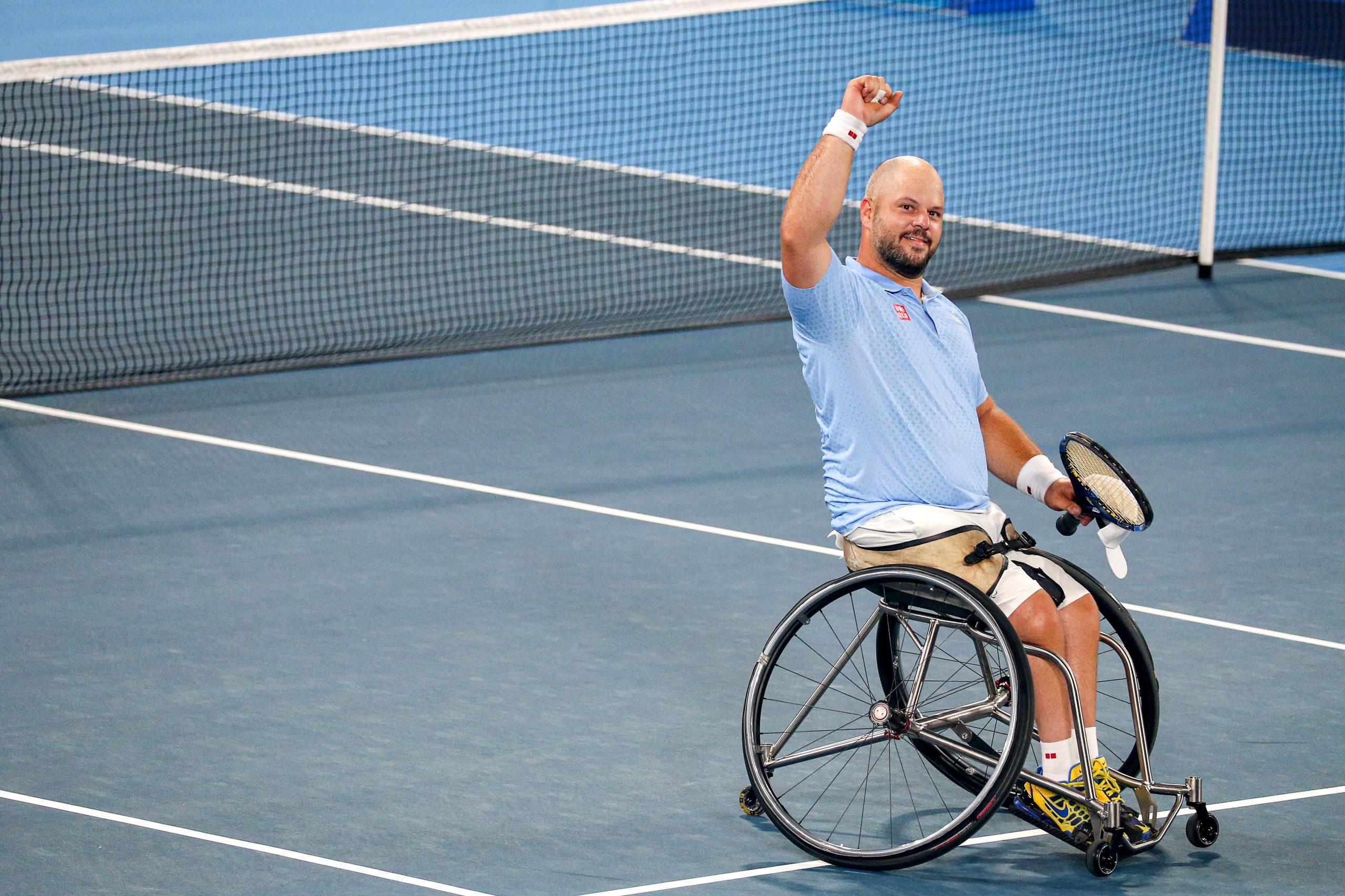 Olsson vidare i Paralympics – framgångar för Peterson och Ymer i USA